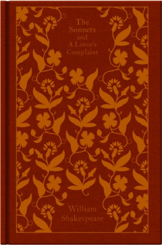 9780141192574: The Sonnets and a Lover's Complaint (Penguin Clothbound Classics)