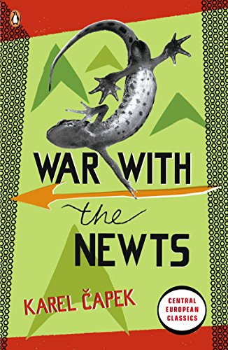 9780141192703: War with the Newts (Penguin Translated Texts)