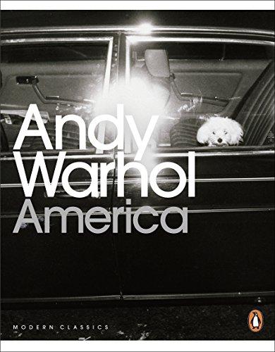 9780141193069: America. Andy Warhol (Penguin Modern Classics)