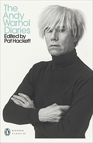 9780141193076: The Andy Warhol Diaries Edited by Pat Hackett (Penguin Modern Classics)