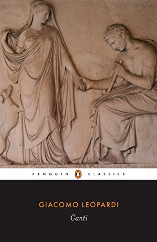 9780141193878: Canti (Penguin Classics)