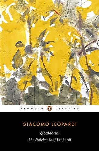 9780141194417: Zibaldone the Notebooks of Leopard