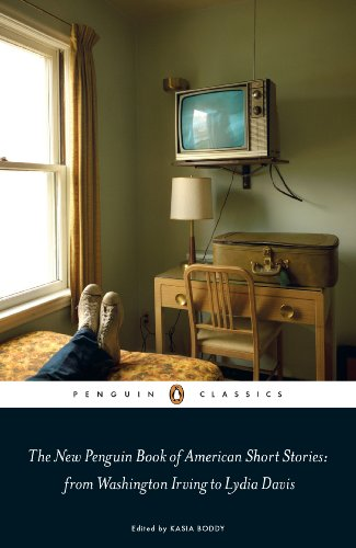 The New Penguin Book of American Short: Kasia Boddy