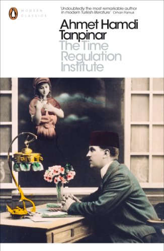 9780141195759: The Time Regulation Institute (Penguin Translated Texts)