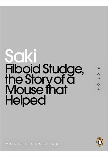 9780141196220: Mini Modern Classics Filboid Studge Story of a Mouse That Helped