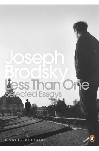 9780141196510: Less Than One: Selected Essays (Penguin Modern Classics)