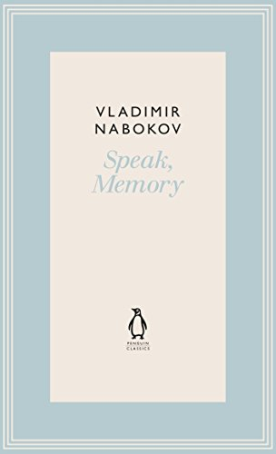 9780141197180: Speak, Memory: An Autobiography Revisited (The Penguin Vladimir Nabokov Hardback Collection)