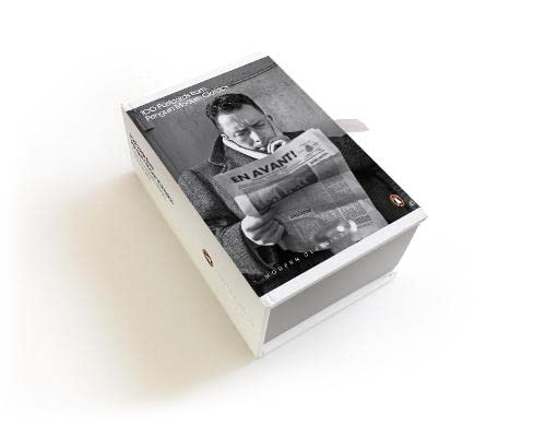 9780141197333: One Hundred Writers in One Box: Postcards from Penguin Modern Classics