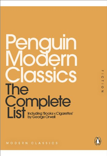 9780141197401: Penguin Modern Classics: The Complete List (Mini Modern Classics)