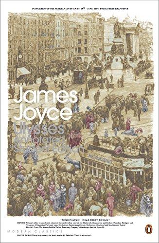 Ulysses: James Joyce, Declan