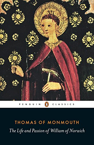 9780141197487: The Life and Passion of William of Norwich (Penguin Classics)