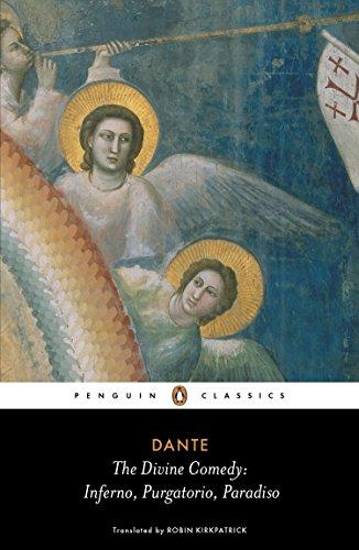 9780141197494: The Divine Comedy: Inferno, Purgatorio, Paradiso