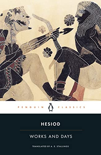 9780141197524: Works and Days (Penguin Classics)