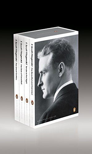 9780141198163: The Essential Fitzgerald Boxed Set: The Beautiful and Damned, The Great Gatsby, This Side of Paradise, Tender is the Night (Penguin Modern Classics)