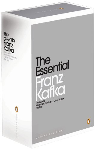 9780141198170: The Essential Kafka Boxed Set: The Castle, Metamorphosis and Other Stories, The Trial (Penguin Modern Classics)