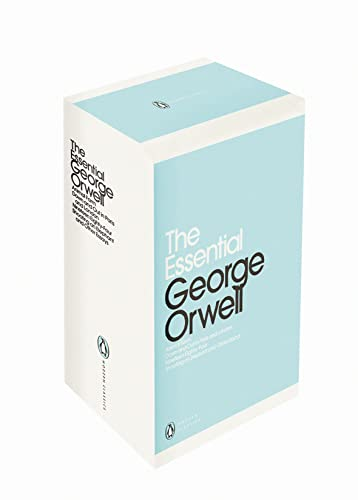 The Essential Orwell Boxed Set: Animal Farm;: George Orwell