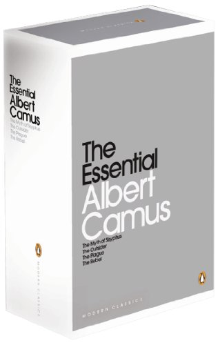 9780141198194: The Essential Camus Boxed Set: The Myth of Sisyphus, The Outsider, The Plague, The Rebel
