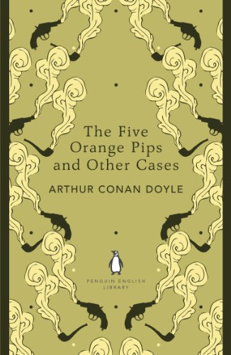 9780141199719: Penguin English Library Five Orange Pips and Other Cases (The Penguin English Library)