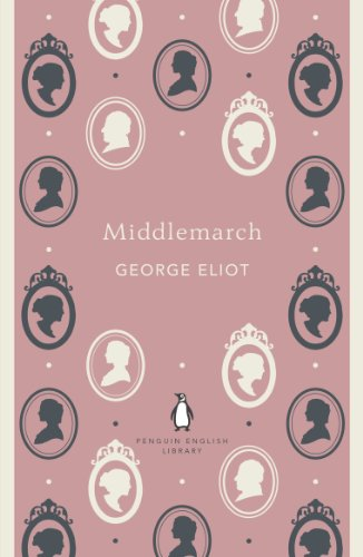 9780141199795: Penguin English Library Middlemarch (The Penguin English Library)