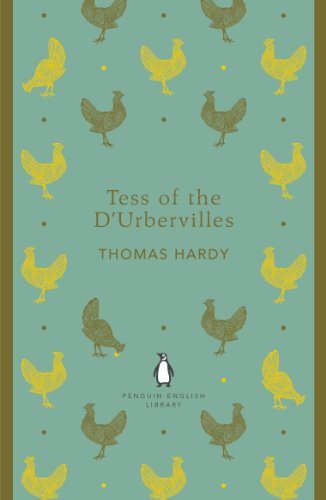 9780141199948: Penguin English Library Tess Of The D'urbervilles (The Penguin English Library)