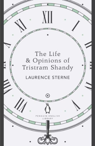 Tristram Shandy (The Penguin English Library): Sterne, Laurence