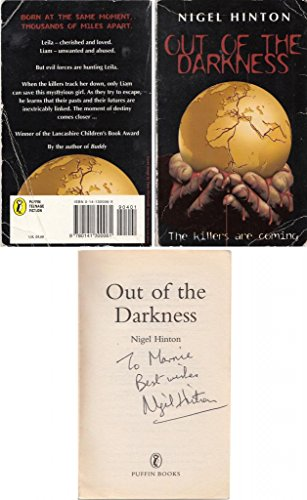 Out of the Darkness (Puffin Teenage Fiction): Nigel Hinton