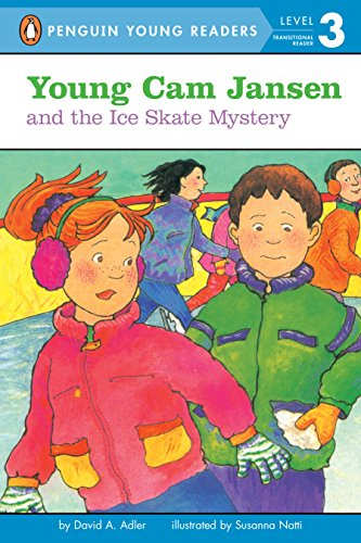 9780141300122: Young Cam Jansen and the Ice Skate Mystery