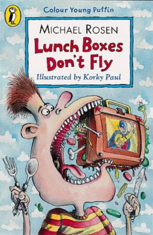 9780141300207: Lunch Boxes Don't Fly