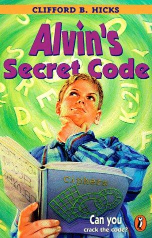 9780141300559: Alvin's Secret Code (Puffin Novel)