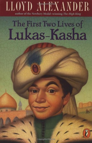 9780141300573: The First Two Lives of Lukas-Kasha