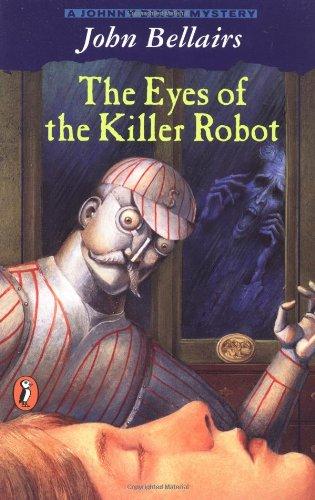 9780141300627: The Eyes of the Killer Robot (Puffin Novel)