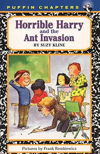9780141300825: Horrible Harry and the Ant Invasion
