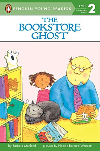 9780141300849: The Bookstore Ghost (Penguin Young Readers, Level 2)