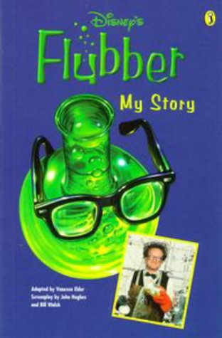 Flubber: Chapter Book (0141300884) by Vanessa Elder