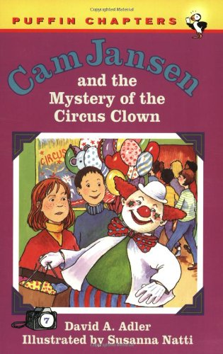 9780141300917: Cam Jansen and the Mystery of the Circus Clown