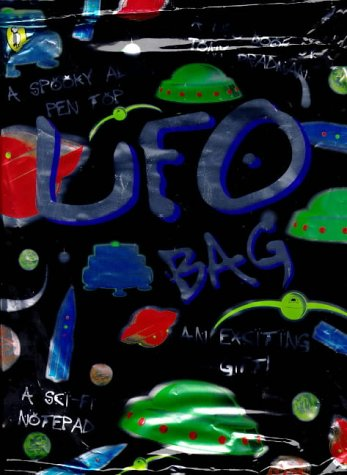 9780141301259: Tommy Niner and the Mystery Spaceship: Unidentified Flying Object Bag (Puffin Science Fi Book Bags)