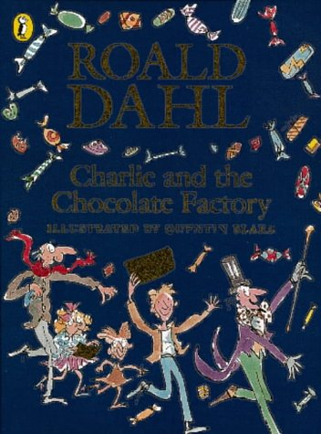 9780141301471: Charlie and the Chocolate Factory: Gift Book