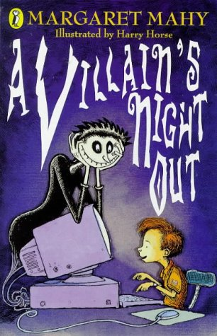 A Villain's Night Out (0141301538) by Mahy, Margaret