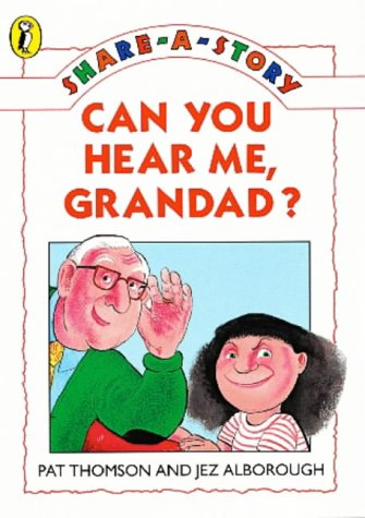 9780141301891: SHARE A STORY CAN YOU HEAR ME GRANDAD (Young Puffin Share-a-story)