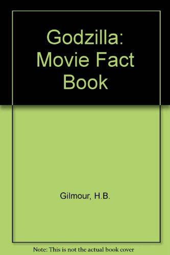 9780141301938: Godzilla: Movie Fact Book