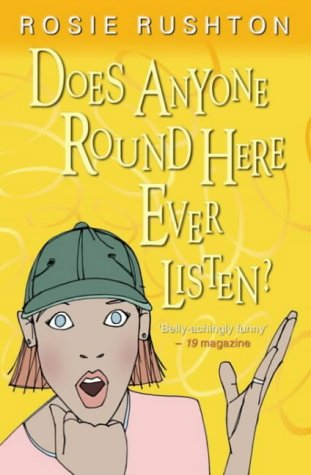 9780141302119: Does Anyone Round Here Ever Listen? (Puffin Teenage Books)
