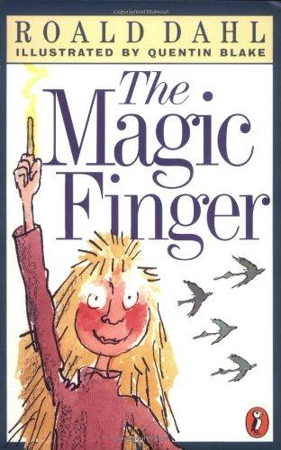 9780141302294: The Magic Finger