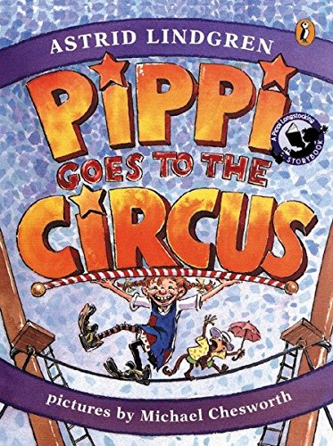 9780141302430: Pippi Goes to the Circus (Picture Puffin Books)