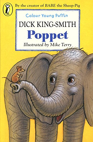 Poppet (Colour Young Puffin): King-Smith, Dick