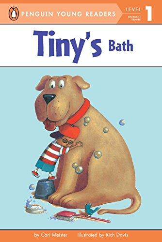 Tiny's Bath (A Viking easy-to-read): Meister, Cari