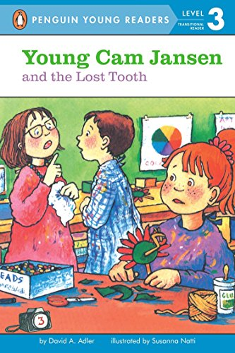 Young Cam Jansen and the Lost Tooth: Adler, David A.