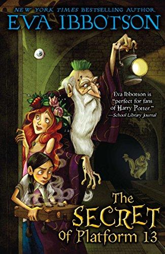 The Secret of Platform 13: Ibbotson, Eva
