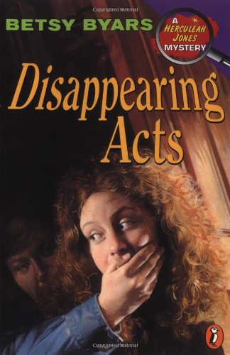 9780141302874: Disappearing Acts: A Herculeah Jones Mystery