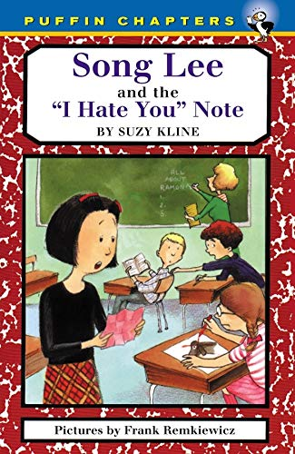 9780141303031: Song Lee and the I Hate You Notes