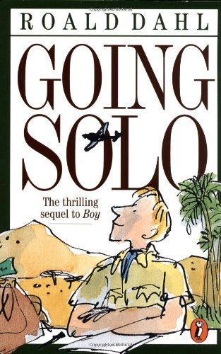 Going Solo: Roald Dahl